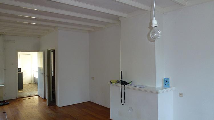 Huijbregts Bouw - Renovatie woonkamer